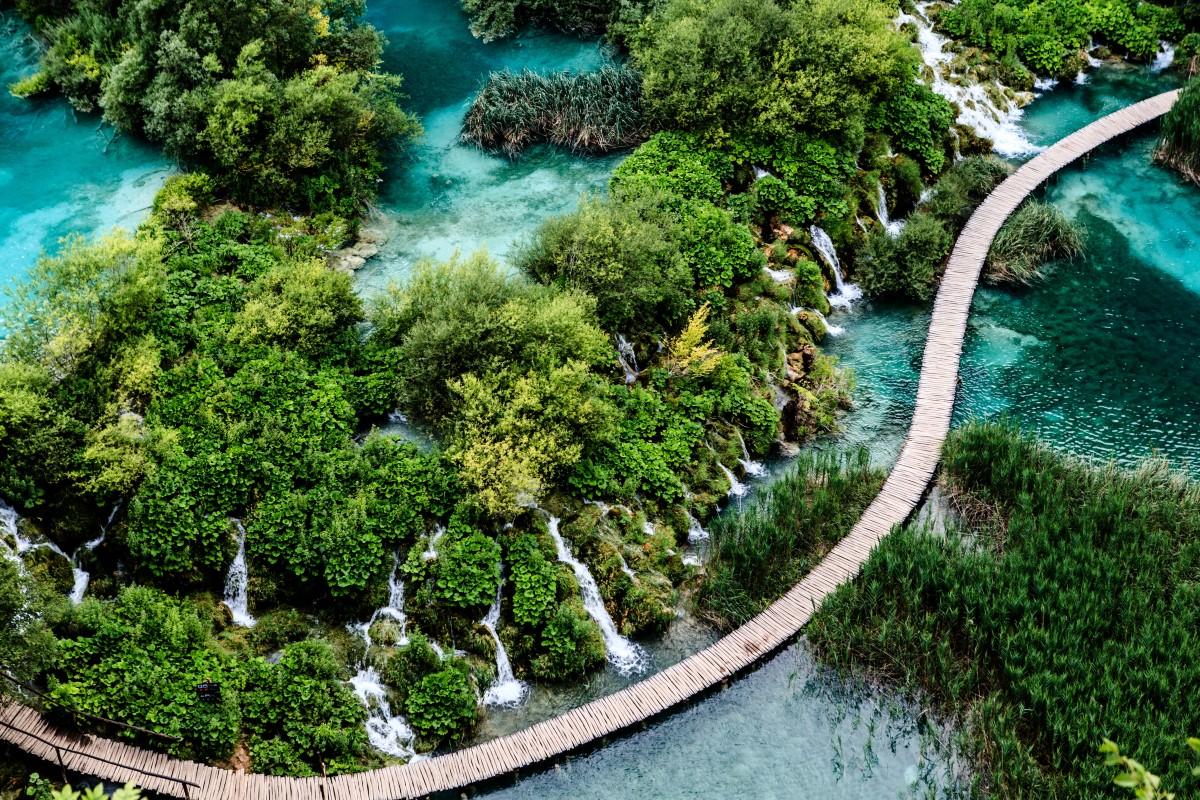 La Croatie proteger l environnement en faisant du tourisme
