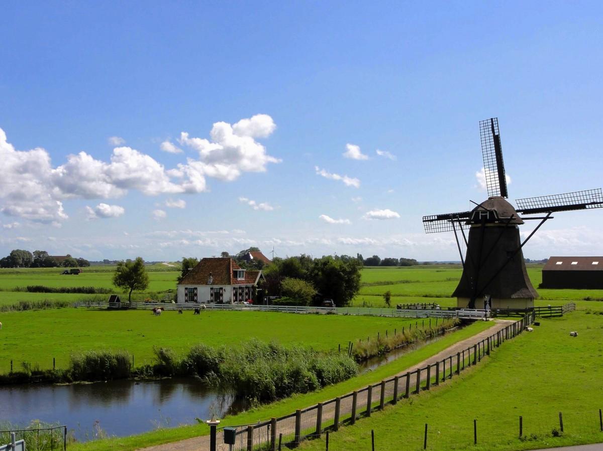 Les Pays-Bas protéger l environnement en faisant du tourisme