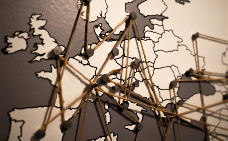 Union européenne, de l'époque d'après-guerre à aujourd'hui