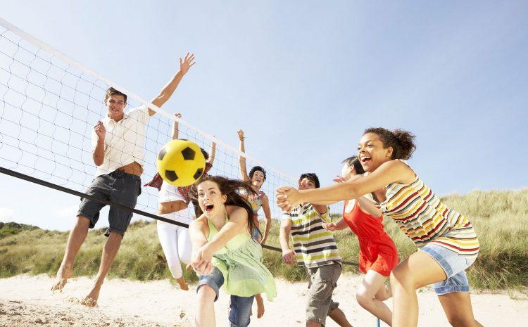 Passer des moments de détente en Vendée en centre de vacances lors d'une colonie de vacances
