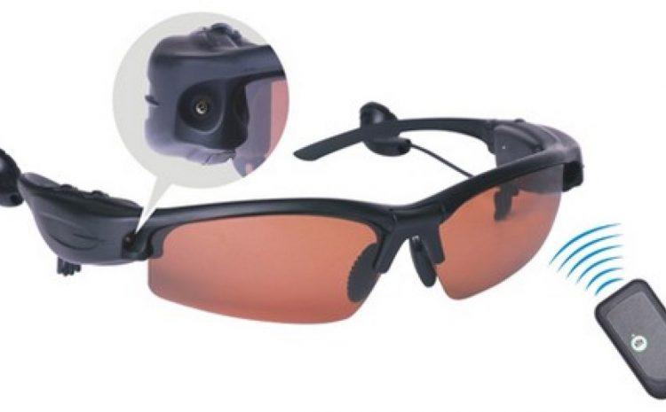 Une lunette caméra espion : très pratique pour surveiller une personne